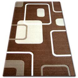 Килим PILLY 7776 - коричневий