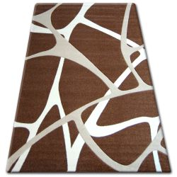 Carpet PILLY 7777 - brown