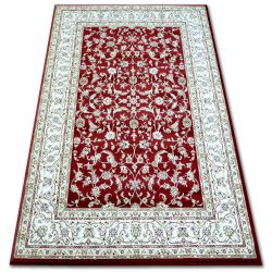 Carpet KLASIK 4174 d.red/d.cream