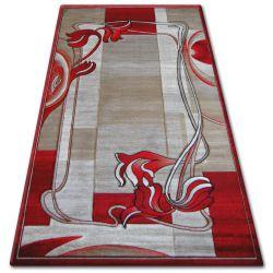 Carpet heat-set KIWI 3763 red