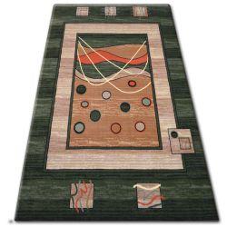 Teppich heat-set PRIMO 4626 grün