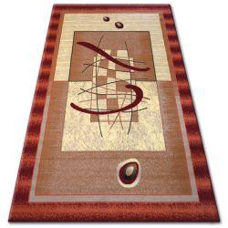 Carpet heat-set PRIMO 5414 claret