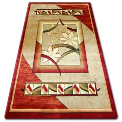 Carpet heat-set PRIMO 5197 red