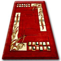 Carpet heat-set PRIMO 8505 red