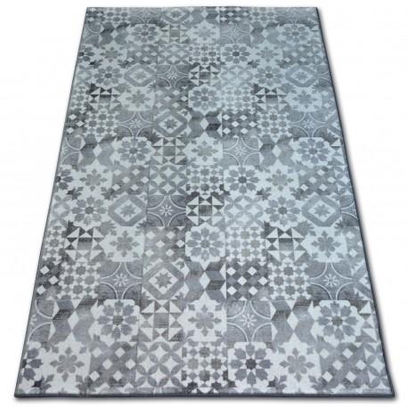 Teppich Teppichboden MAIOLICA grau LISBOA