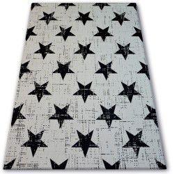 Килим шнуровий SIZAL FLAT 48648/960 зірки