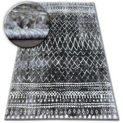 Shadow szőnyeg 9890 vizon / fekete
